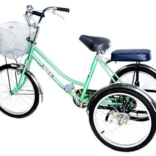 Three-Wheels Bikecycle