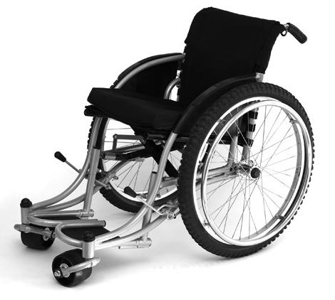 RoughRider Wheelchairs
