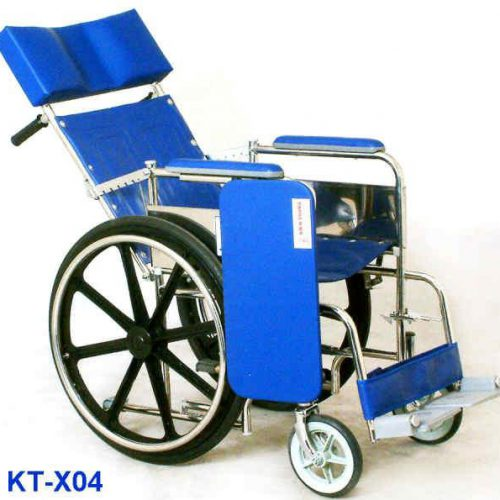 Wheelchairs with tray